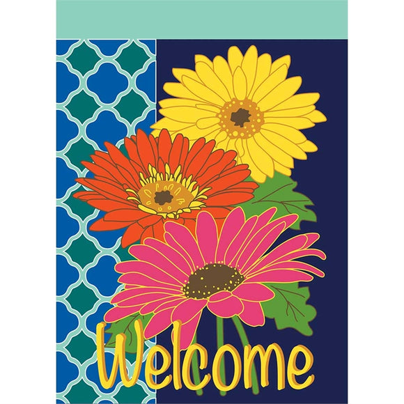 Gerber Daisies - Welcome