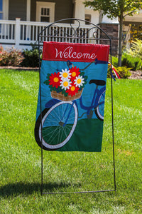 Summertime Bicycle Applique