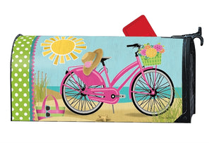 Morning Beach Ride MailWrap®