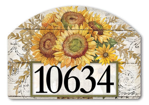 Farmhouse Sunflower Yard DeSign®