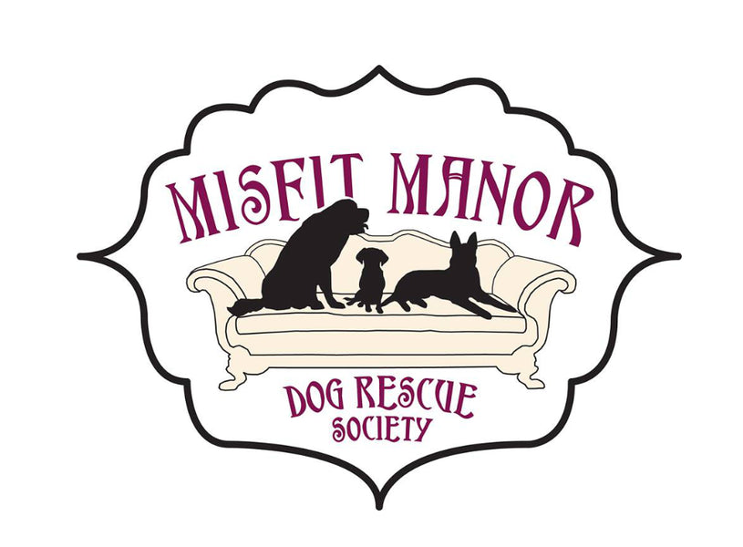 Misfits for Misfit Manor Dog Rescue