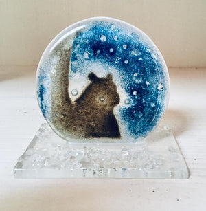 Winter Bear Ornament