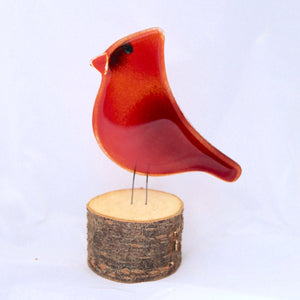 Cardinal Adult by The Glass Bakery