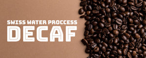 Swiss Water Process Decaf Coffee