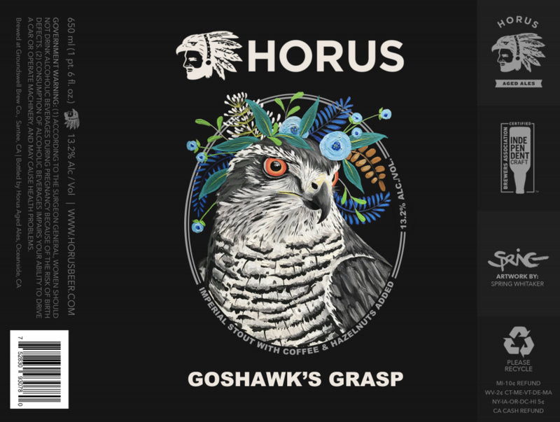 Goshawks Grasp
