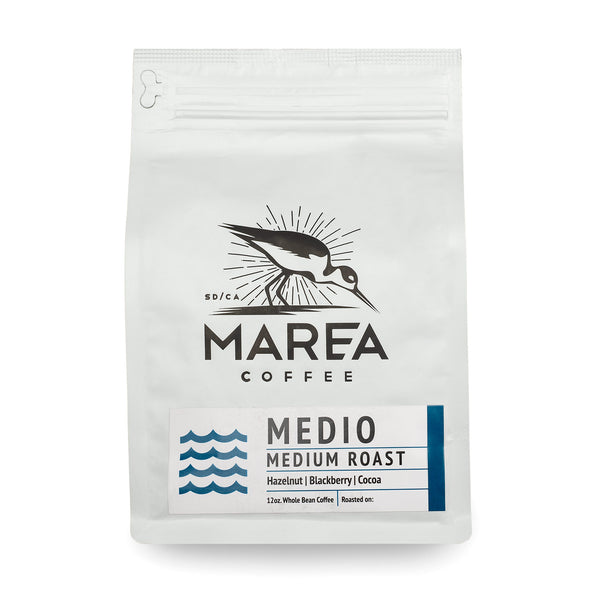 Medio Roast Coffee