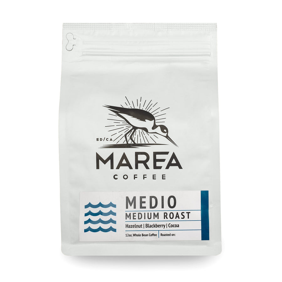 Medio Roast (Medium)