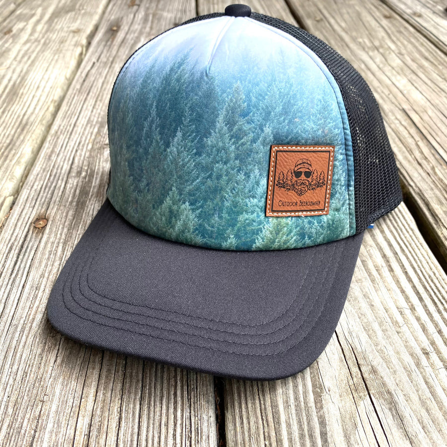 Forest Trucker Hat