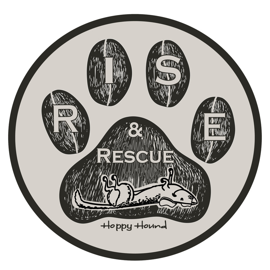 Rise and Rescue Decal