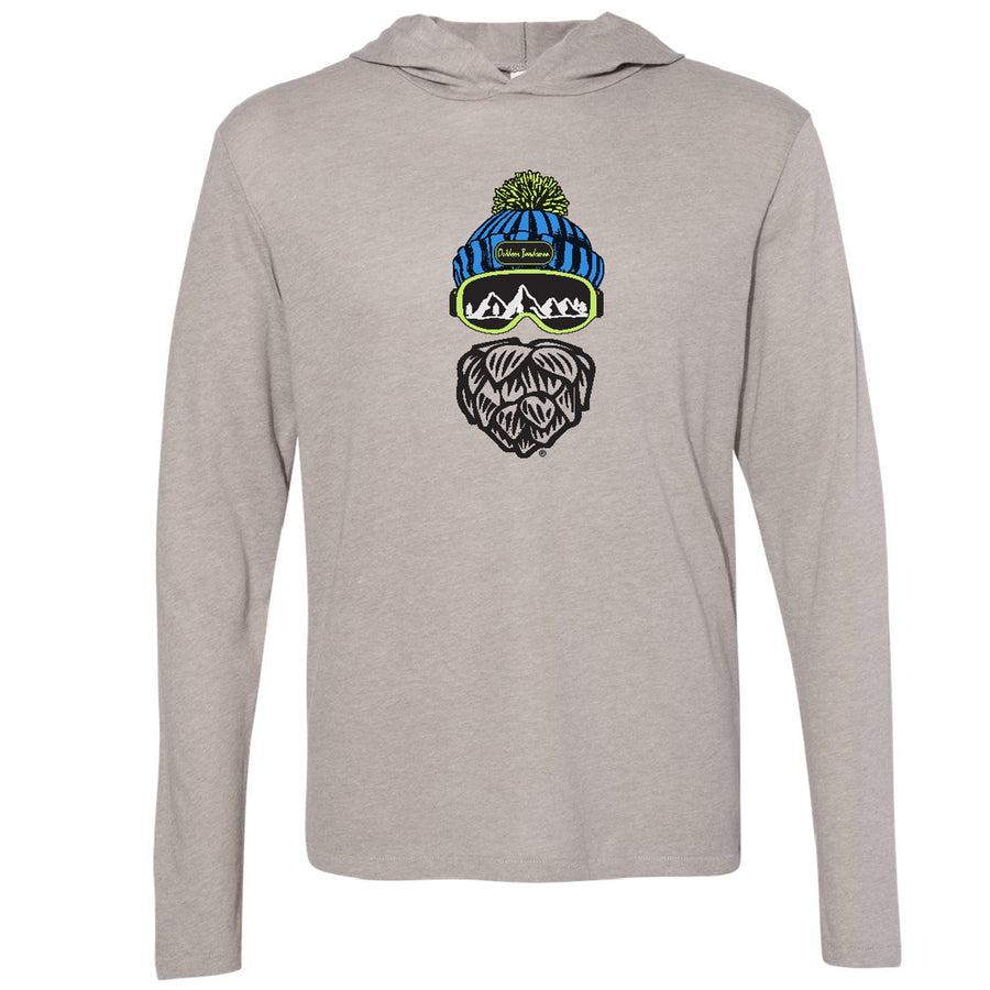 Winter Beerdsman Long Sleeve Pullover