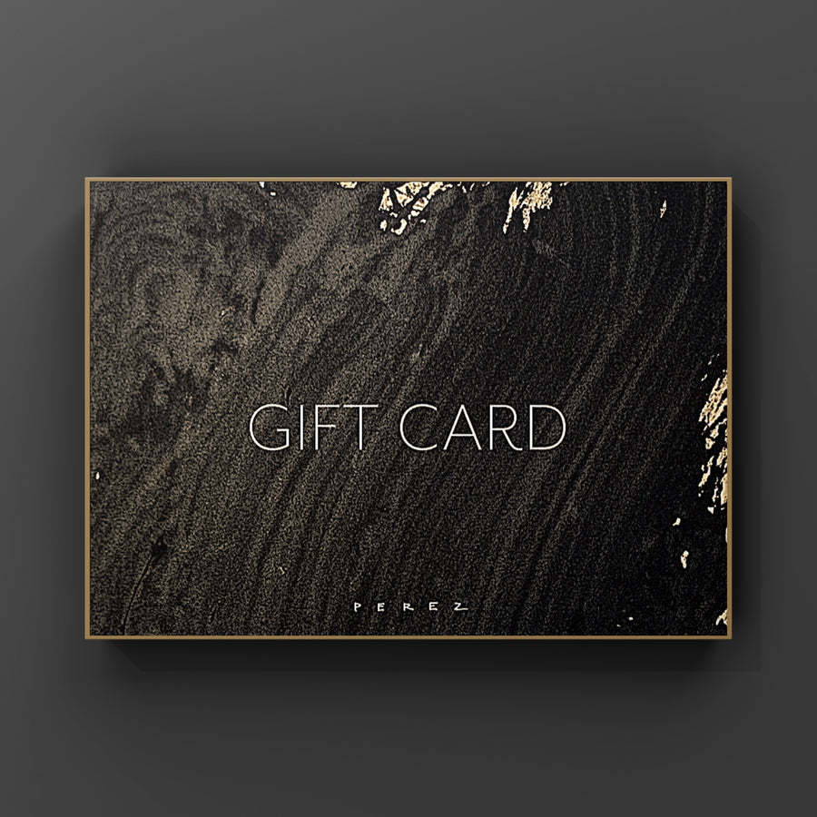 MONICA PEREZ GIFT CARD