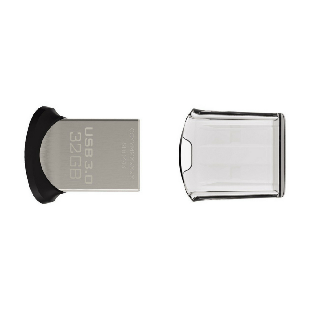 Sandisk Ultra Fit Usb 30 Flash Drive 32gb Stakebox 3