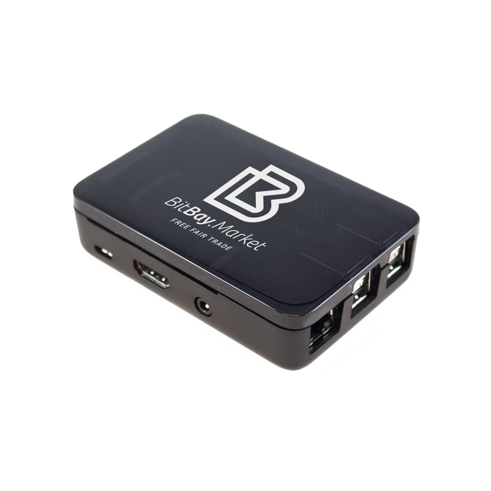 BitBay StakeBox Case