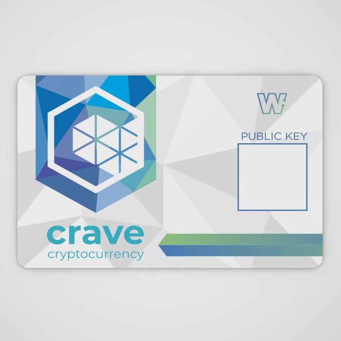 Crave Cold Storage Card (Flagship Edition)