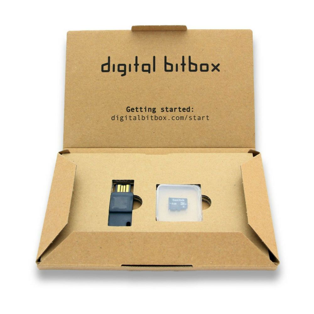 Digital BitBox Cryptocurrency Hardware Wallet