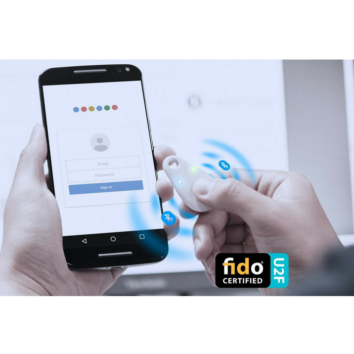 Feitian Multipass FIDO U2F NFC Security Key