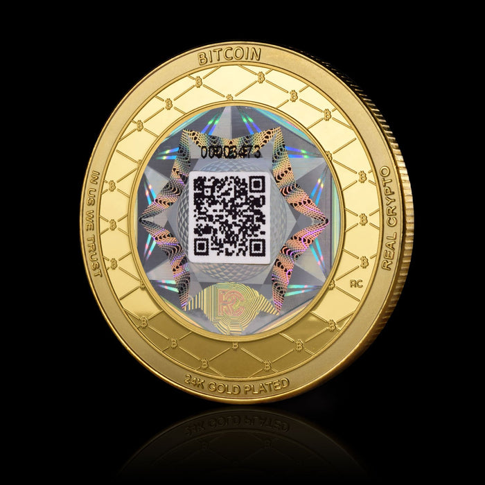 Bitcoin Holographic Coin