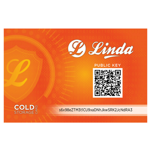 Linda Cold Storage Card (Helios Edition)
