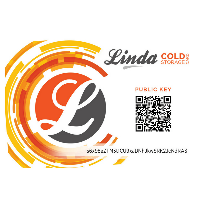Linda Cold Storage Card (Oracle Edition)