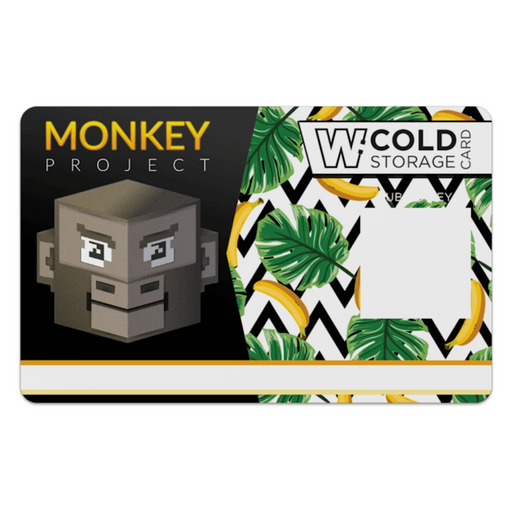 MONK Cold Storage Card (Jungle)
