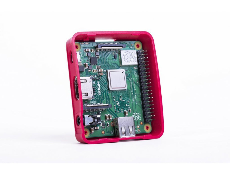 Official Raspberry Pi 3 Model A+ Red & White Case