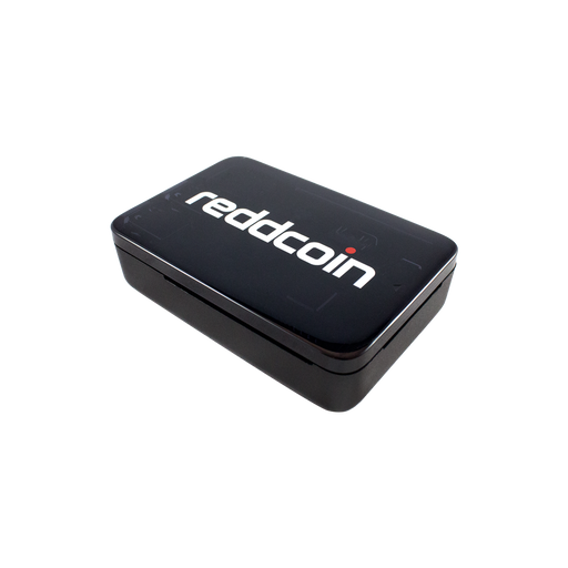 Reddcoin StakeBox Case
