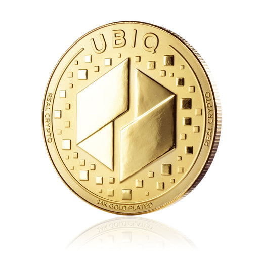 Ubiq Holographic Coin
