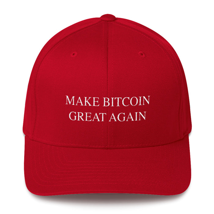 Make Bitcoin Great Again Cap