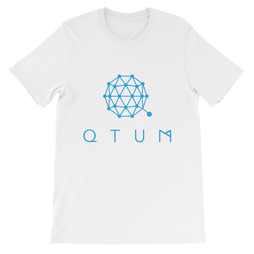 QTUM Short-Sleeve Unisex T-Shirt