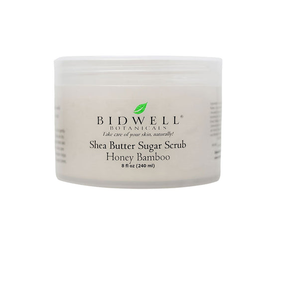 Honey Bamboo Shea Butter Sugar Scrub