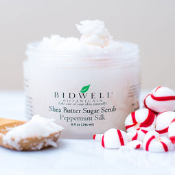 Peppermint Silk Sugar Scrub
