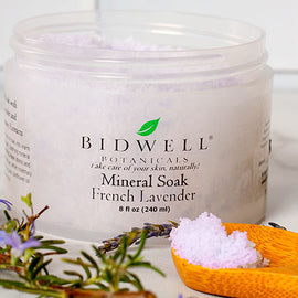 Mineral Soak - Bath Salt