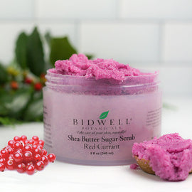 Red Currant Sugar Scrub