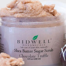 Chocolate Truffle Sugar Scrub
