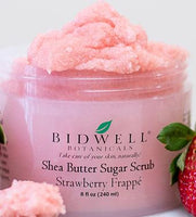 Strawberry  Frappe Sugar Scrub