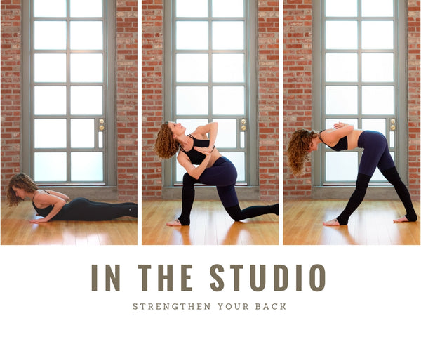 10-Minute Sequence: Strengthen Your Back