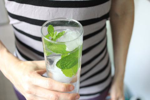 Health Benefits of Mint Water