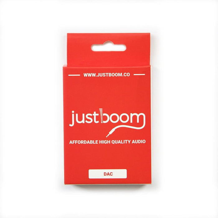 JustBoom DAC Packaging