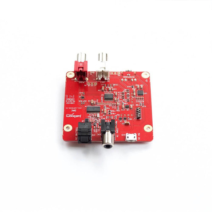 JustBoom DAC (Digital to Analog Converter)