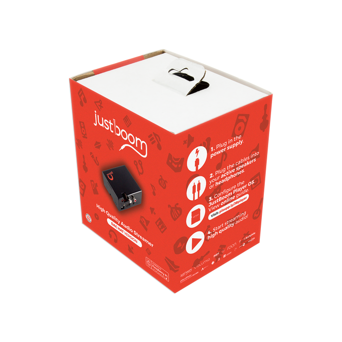 JustBoom DAC HAT Kit