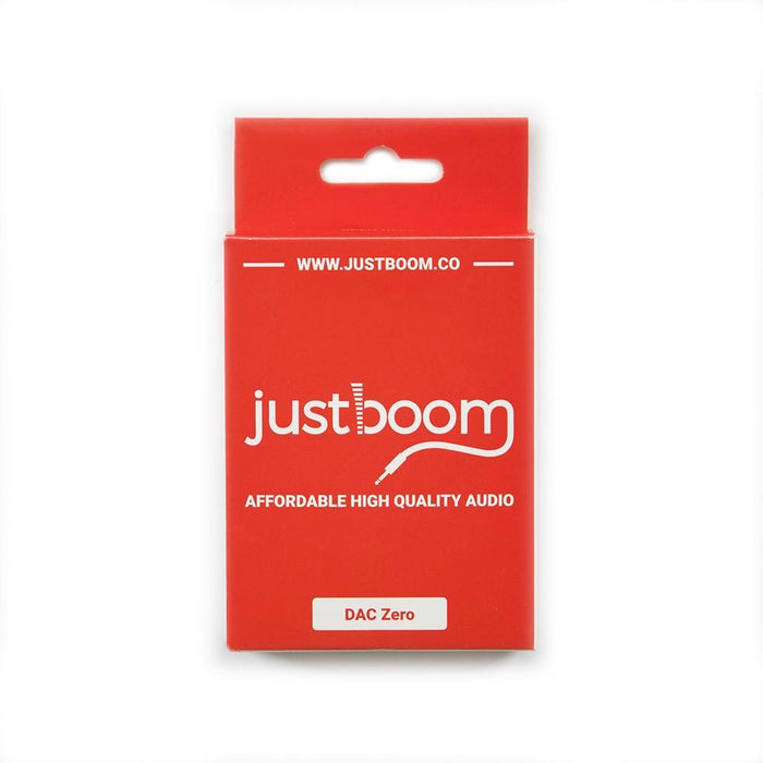JustBoom DAC Zero Packaging