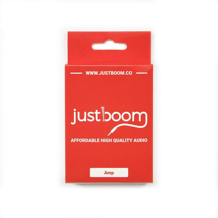 JustBoom Amp Packaging