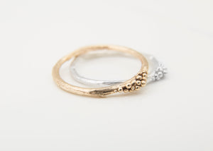 Gold Tree Ring