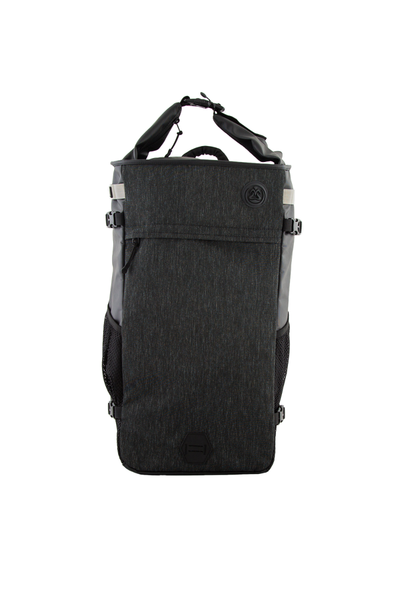 the guru backpack front