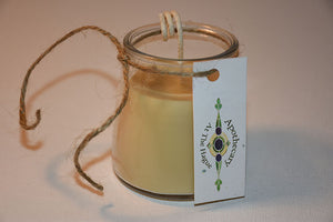 Beeswax Healing Candle
