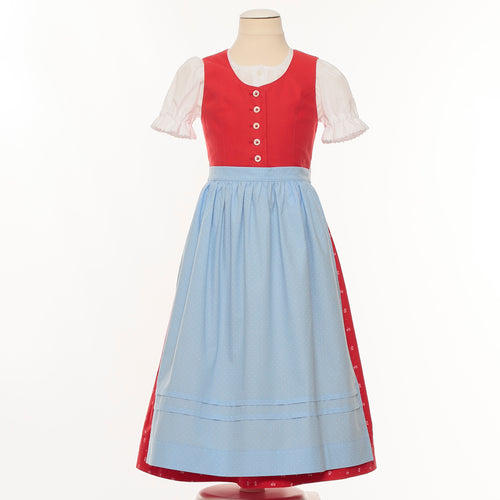 Kinderdirndl - it's alippa