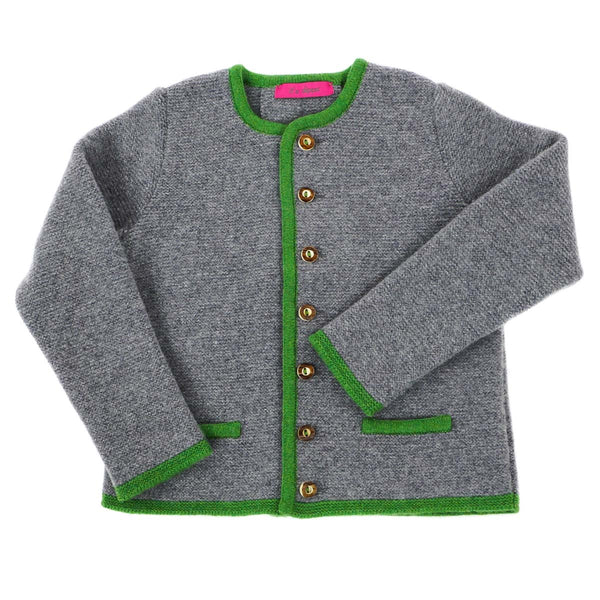 "Kinderstrickjacke ""Die Traditionelle"" - it's alippa"