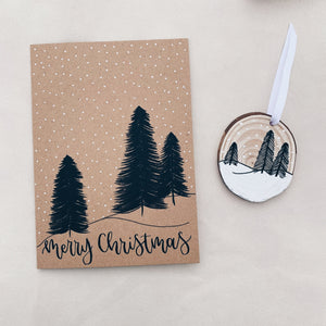 Christmas - Decoration Cards