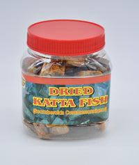 Dried Katta Fish Bottle