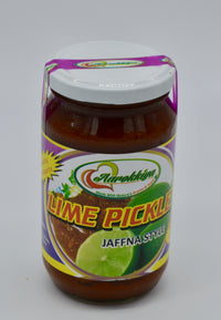 Lime Pickle - Jaffna Style